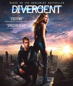 Divergent (4K Ultra HD Blu-ray)
