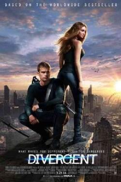 The Divergent Series: Allegiant (Blu-ray/DVD)