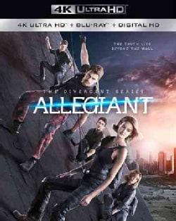 The Divergent Series: Allegiant (4K Ultra HD Blu-ray)