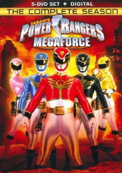 Power Rangers Megaforce: The Complete Season (DVD)