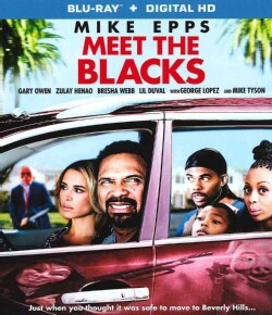 Meet The Blacks (Blu-ray Disc)