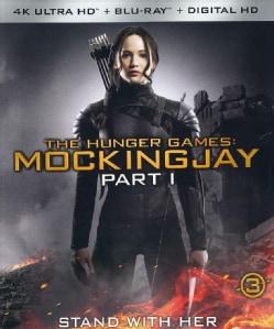 The Hunger Games: Mockingjay Part 1 (4K Ultra HD Blu-ray)
