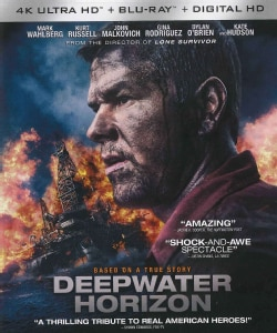 Deepwater Horizon (4K Ultra HD) (4K Ultra HD Blu-ray)