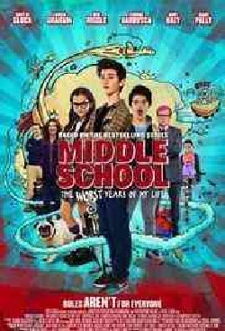 Middle School: The Worst Years Of My Life (DVD)