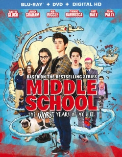 Middle School: The Worst Years Of My Life (Blu-ray Disc)