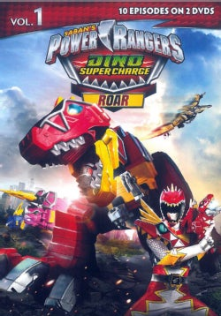 Power Rangers Dino Super Charge: Vol. 2 (DVD)