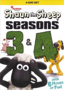 Shaun The Sheep: Seasons 3 & 4