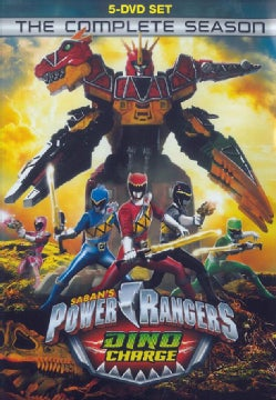 Power Rangers Dino Charged: The Complete Season (DVD)