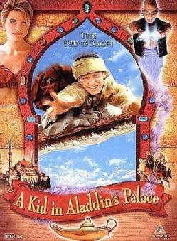 A Kid in Aladdin's Palace (DVD)
