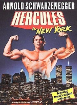 Hercules in New York (DVD)