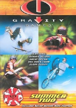 Summer Two Gravity Games (DVD)