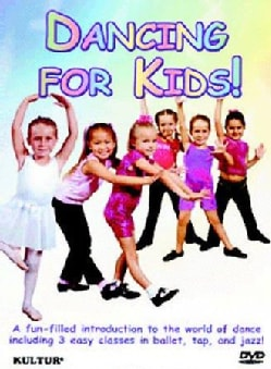 Dancing for Kids (DVD)