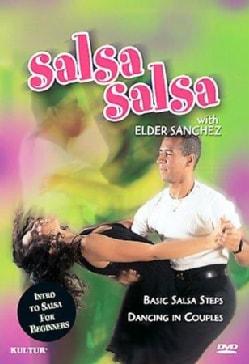 Salsa, Salsa with Elder Sanchez (DVD)