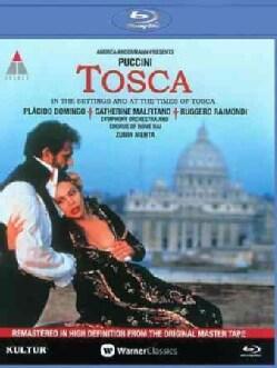Puccini: Tosca: Live in Rome (Blu-ray Disc)