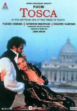 Puccini: Tosca: Live in Rome (DVD)