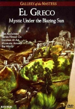 El Greco: Mystic under the Blazing Sun (DVD)