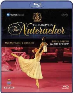 The Nutcracker (Blu-ray Disc)