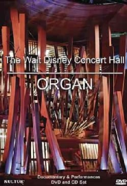 The Walt Disney Concert Hall Organ (DVD)