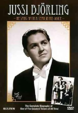 Jussi Bjorling: He Sang with a Tear in His Voice (DVD)