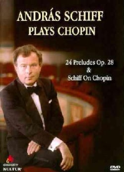 Andras Schiff Plays Chopin: 24 Preludes Op. 28 & Schiff on Chopin (DVD)