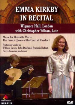 Emma Kirby in Recital with Christopher Wilson at Wigmore Hall (DVD)