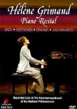 Helene Grimaud: Piano Recital at the Kaamer Musiksaal (DVD)