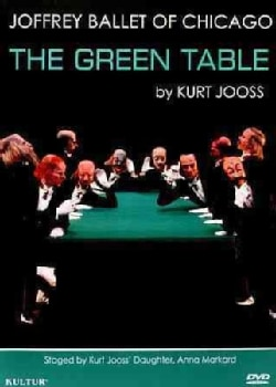 The Green Table: The Joffrey Ballet Chicago (DVD)