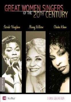 Great Women Singers of the 20th Century: Nancy Wilson, Sarah Vaughan, Chaka Khan (DVD)