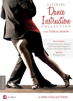 Ultimate Dance Instruction with Teresa Mason (DVD)