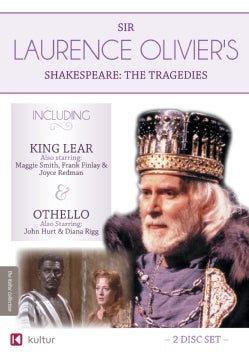 Sir Laurence Olivier Shakespeare Collection (DVD)