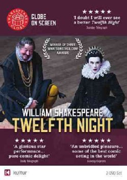 Twelfth Night: Shakespeare's Globe Theatre on Screen (DVD)