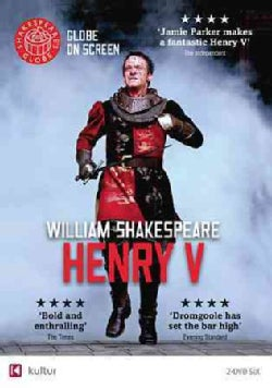 Henry V: Shakespeare's Globe Theatre on Screen (DVD)