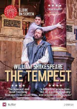 The Tempest: Shakespeare's Globe Theatre On-Screen (DVD)