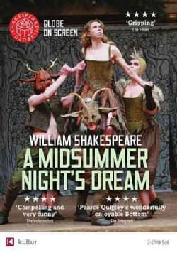 A Midsummer Night's Dream: Shakespeare's Globe Theatre On-Screen (DVD)