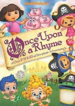 Nickelodeon Favorites: Once Upon A Rhyme (DVD)