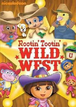 Nickelodeon Favorites: Rootin' Tootin' Wild West (DVD)