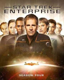 Star Trek: Enterprise The Complete Fourth Season (Blu-ray Disc)