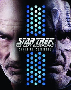 Star Trek: The Next Generation Chain Of Command (Blu-ray Disc)