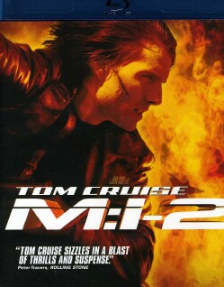 Mission Impossible 2 (Blu-ray Disc)