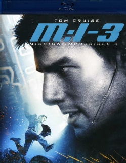 Mission Impossible 3 (Blu-ray Disc)