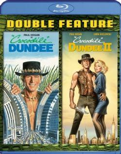 Crocodile Dundee/Crocodile Dundee II (Blu-ray Disc)