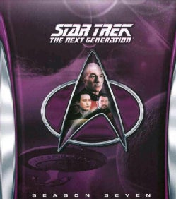 Star Trek: The Next Generation Season 7 (Blu-ray Disc)