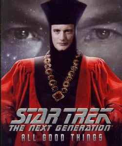 Star Trek: The Next Generation All Good Things (Blu-ray Disc)