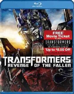 Transformers: Revenge Of The Fallen (Blu-ray/DVD)