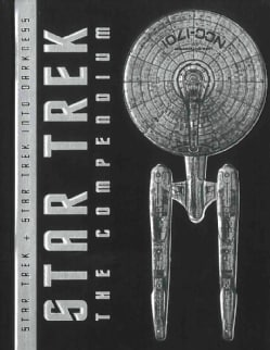 Star Trek: The Compendium (XI & Into Darkness) (Blu-ray Disc)
