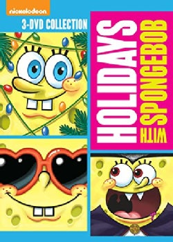 Spongebob Squarepants: Holidays With Spongebob (DVD)