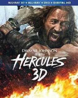 Hercules 3D (Blu-ray/DVD)