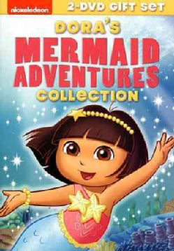 Dora The Explorer: Dora's Mermaid Adventure Collection (DVD)