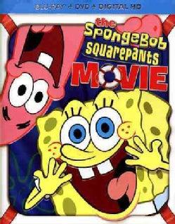 SpongeBob SquarePants: The Movie (Blu-ray Disc)