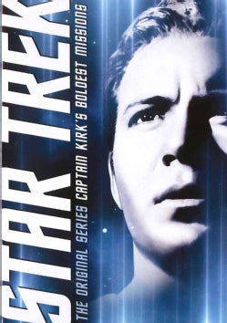 Star Trek: The Original Series: Captain Kirk's Boldest Missions (DVD)